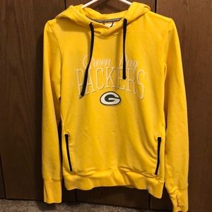 Women's Size S Green Bay Packers hoodie